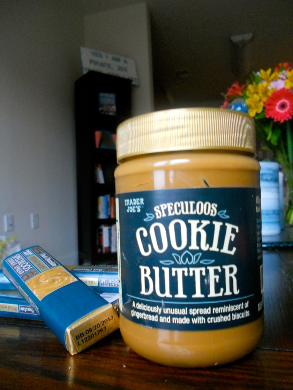 We will not run out of Speculoos for at least a week